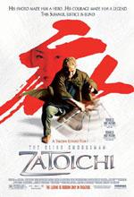 Poster Zatôichi  n. 2