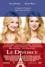 Trailer Le divorce