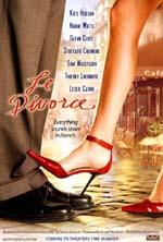 Poster Le divorce  n. 2