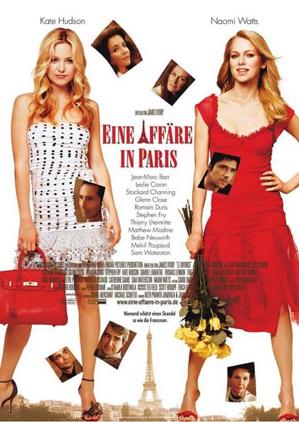 Poster Le divorce