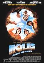 Trailer Holes - Buchi nel deserto