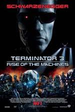 Poster Terminator 3 - Le macchine ribelli  n. 2