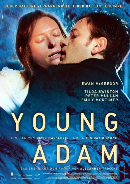 Poster Young Adam