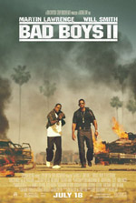 Poster Bad Boys II  n. 3