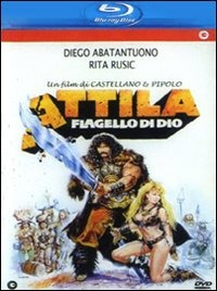 Trailer Attila, flagello di Dio