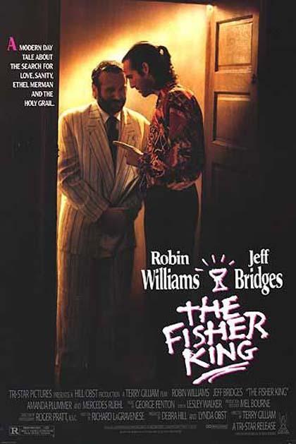 Poster La leggenda del re Pescatore