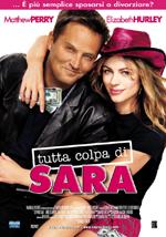 Trailer Tutta colpa di Sara