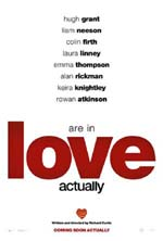 Poster Love Actually - L'amore davvero  n. 4