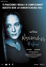 Locandina Alexandra's Project