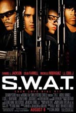 Poster S.W.A.T. Squadra speciale anticrimine  n. 6