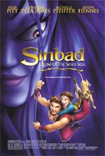 Locandina Sinbad: la leggenda dei sette mari