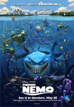 Poster Alla ricerca di Nemo  n. 8