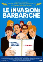 Locandina Le invasioni barbariche
