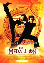 Locandina The Medallion