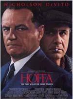 Locandina Hoffa - Santo o mafioso?