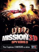 Poster Missione 3D - Game Over  n. 2