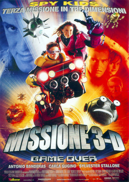 Trailer Missione 3D - Game Over