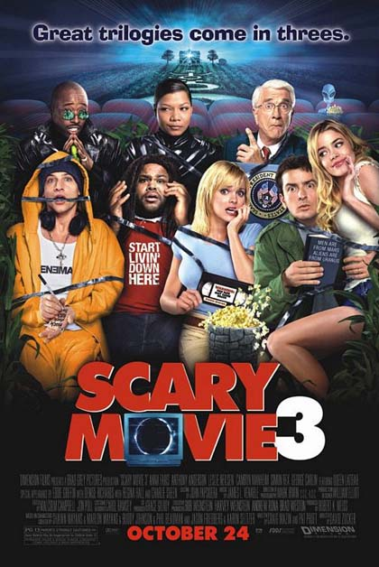Trailer Scary Movie 3