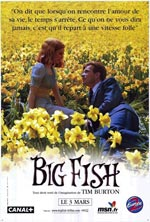 Poster Big Fish - Le storie di una vita incredibile  n. 2