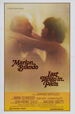 Poster Ultimo tango a Parigi  n. 1