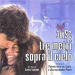 Cover CD Colonna sonora Tre metri sopra il cielo