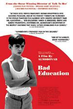Poster La mala educación  n. 1