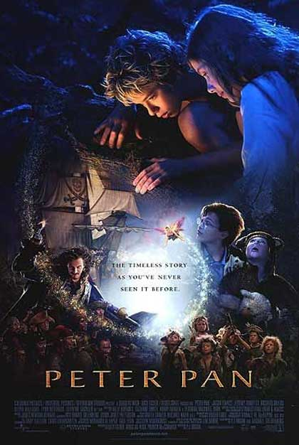 Trailer Peter Pan