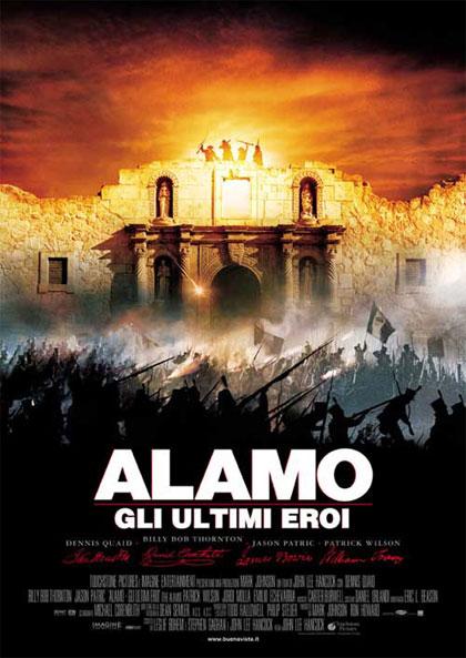Trailer Alamo - Gli ultimi eroi