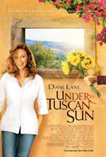 Locandina Sotto il sole della Toscana