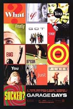 Poster Garage Days  n. 0