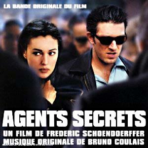 Cover CD Agents Secrets