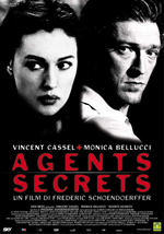 Locandina Agents Secrets