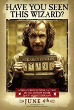 Poster Harry Potter e il prigioniero di Azkaban  n. 2
