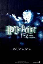 Poster Harry Potter e il prigioniero di Azkaban  n. 6