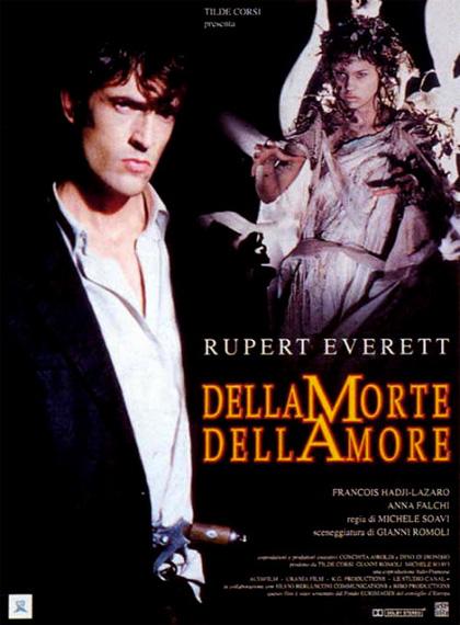 Locandina italiana Dellamorte dellamore