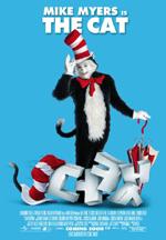 Poster Il gatto e il cappello matto  n. 3