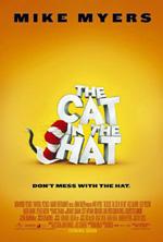 Poster Il gatto e il cappello matto  n. 5