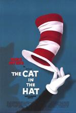 Poster Il gatto e il cappello matto  n. 6