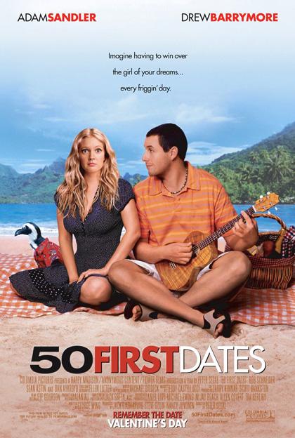 Poster 50 volte il primo bacio