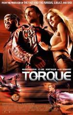 Poster Torque - Circuiti di fuoco  n. 1