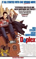Poster Duplex - Un appartamento per tre  n. 1