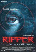 Locandina Ripper - Lettera dall'inferno
