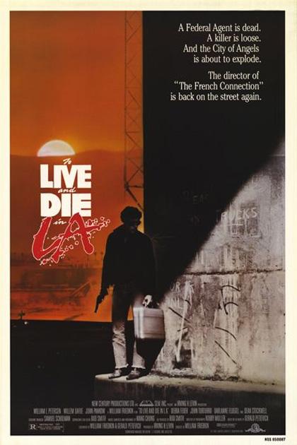 Trailer Vivere e morire a Los Angeles