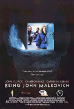 Poster Essere John Malkovich  n. 2
