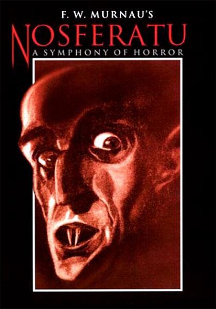 Poster Nosferatu il vampiro