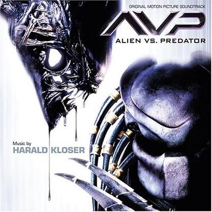 Cover CD Colonna sonora Alien Vs. Predator