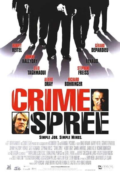 Trailer Crime Spree - In fuga da Chicago