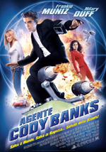 Trailer Agente Cody Banks
