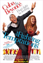 Poster The Fighting Temptations  n. 2