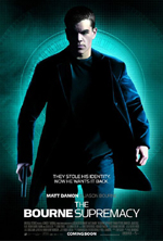 Poster The Bourne Supremacy  n. 3